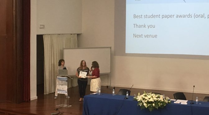 Bryn Hauk Recognized for Best Student Paper Presented at LabPhon